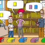 Spiel: Verflixte Bücherwürmer